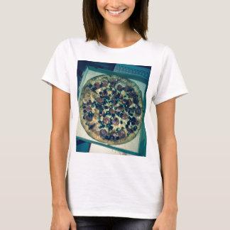 Camiseta Roupa e artigos da pizza do Grunge