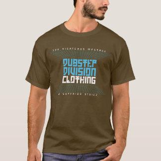 """Camiseta Roupa """"matriz """" da divisão de Dubstep"""