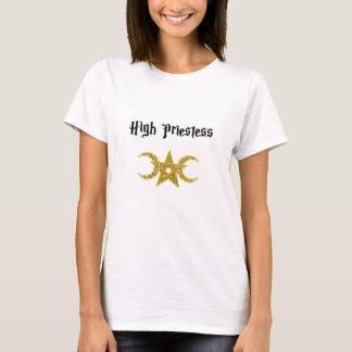 Camiseta Sacerdotisa alta