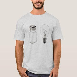 Camiseta Sal e luz