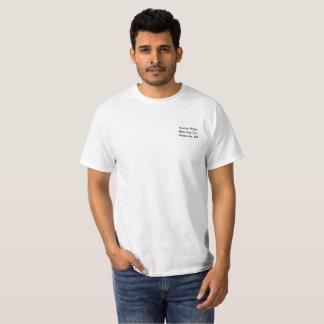 Camiseta Saltos T básico do coelho