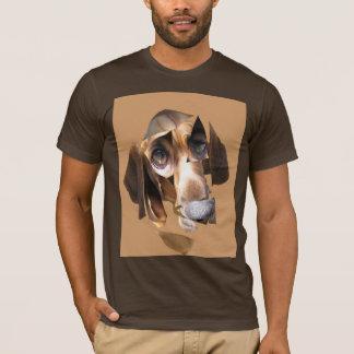 Camiseta Salvador doggie2, cachorrinho de Picasso