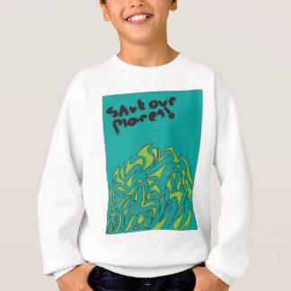 Camiseta Salvar nosso planeta