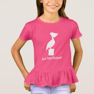 Camiseta Salvar o pelicano!