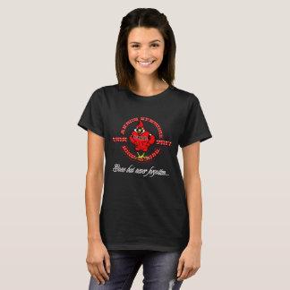 Camiseta Segundo grau de Akron Kenmore