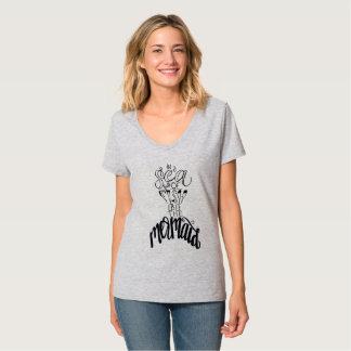 Camiseta Seja a sereia
