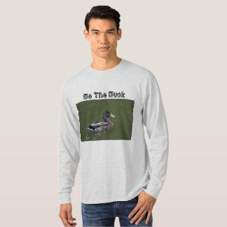 Camiseta Seja o pato