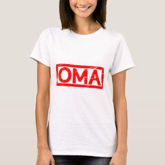 Camiseta Selo de Oma