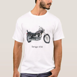 Camiseta Selvagem 650
