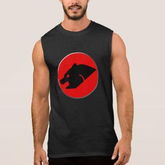 Camiseta Sem Manga Urso alegre de Thunderbear