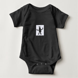 Camiseta Sequaz na veste do bebê da noite