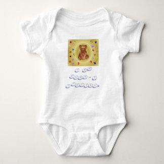 Camiseta SHIRT.2313.INFANT.Bear-y Special.Blue litros em