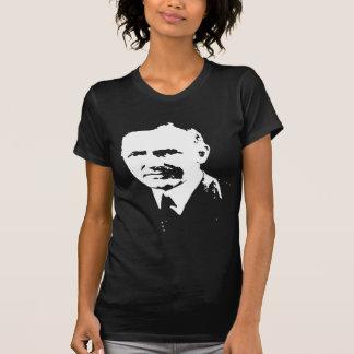 Camiseta Silhueta de Calvin Coolidge