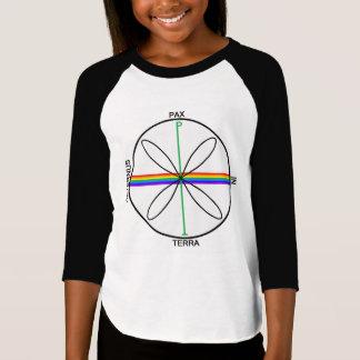 Camiseta Símbolo de paz alternativo