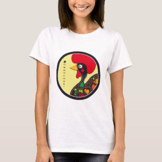Camiseta Símbolos de Portugal - galo