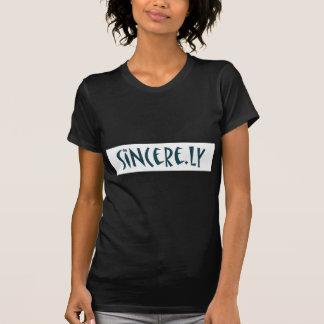 Camiseta sincere.ly