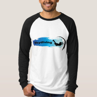 Camiseta Skydiving original