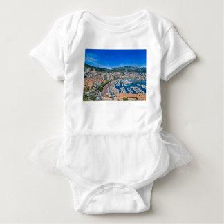 Camiseta Skyline de Monaco
