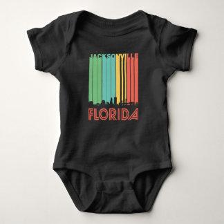 Camiseta Skyline retro de Jacksonville Florida