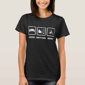 Camiseta Slalom da canoa