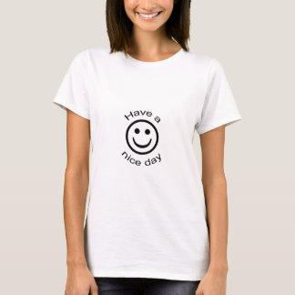 Camiseta Smiley