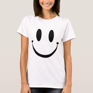 Camiseta Smiley face