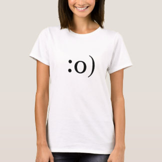 Camiseta Smiley face de SmplTs
