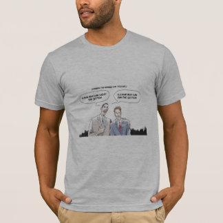 Camiseta Sócios de engano