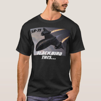Camiseta sr-71