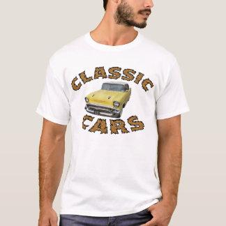 Camiseta T-camisa clássica dos carros