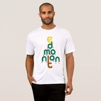 Camiseta T da árvore de Natal