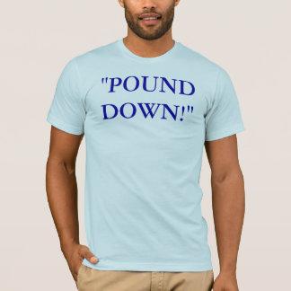 Camiseta T da converseta do Bluebird