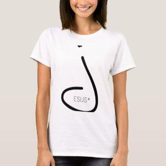 Camiseta T de Jesus