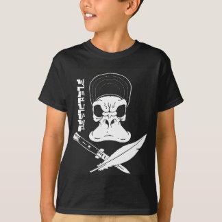 Camiseta T desprezível