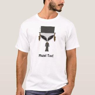 Camiseta T Hasidic do judeu