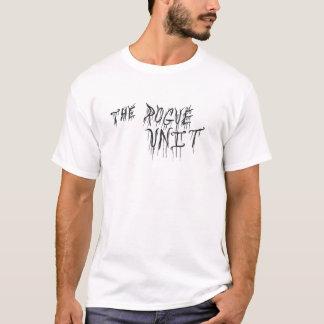 """Camiseta """"T-shirt branco da unidade desonesto"""" pelo mandril"""