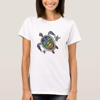Camiseta Tartaruga Chakras