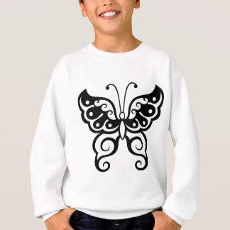 Camiseta Tatuagem da borboleta