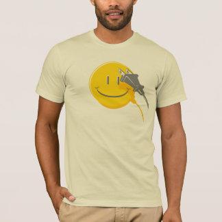 Camiseta Tenha uma TOMADA AGRADÁVEL
