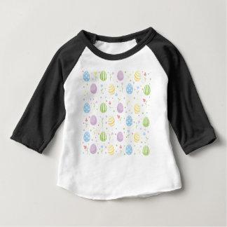 Camiseta Teste padrão da páscoa