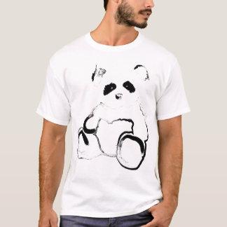Camiseta tinta da panda