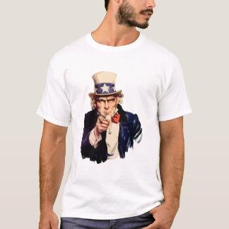 Camiseta Tio Sam