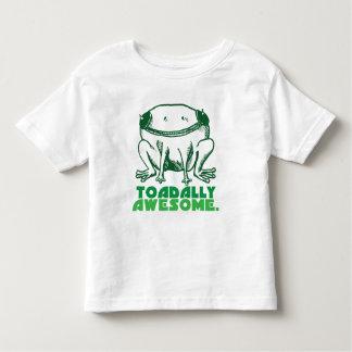 Camiseta Toadally impressionante