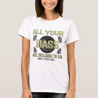 Camiseta Toda sua base