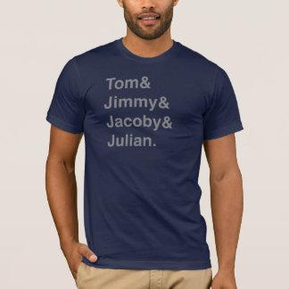 Camiseta Tom Jimmy Jacoby juliano