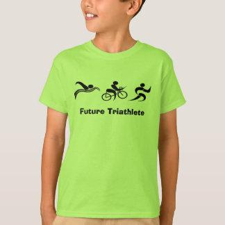 Camiseta Triathlete futuro