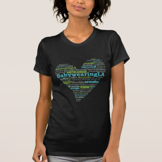 Camiseta TShirt de BabywearingLA