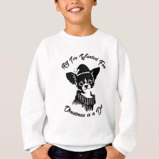 Camiseta Tudo que eu quis para o Natal é um cão