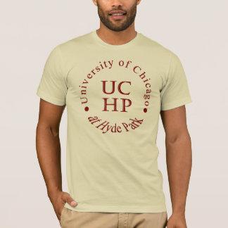 Camiseta UCHP -- Universidade de Chicago em Hyde Park