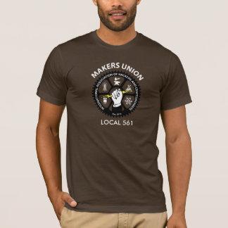 Camiseta União dos fabricantes